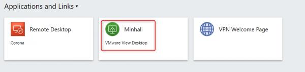 MInhali icon